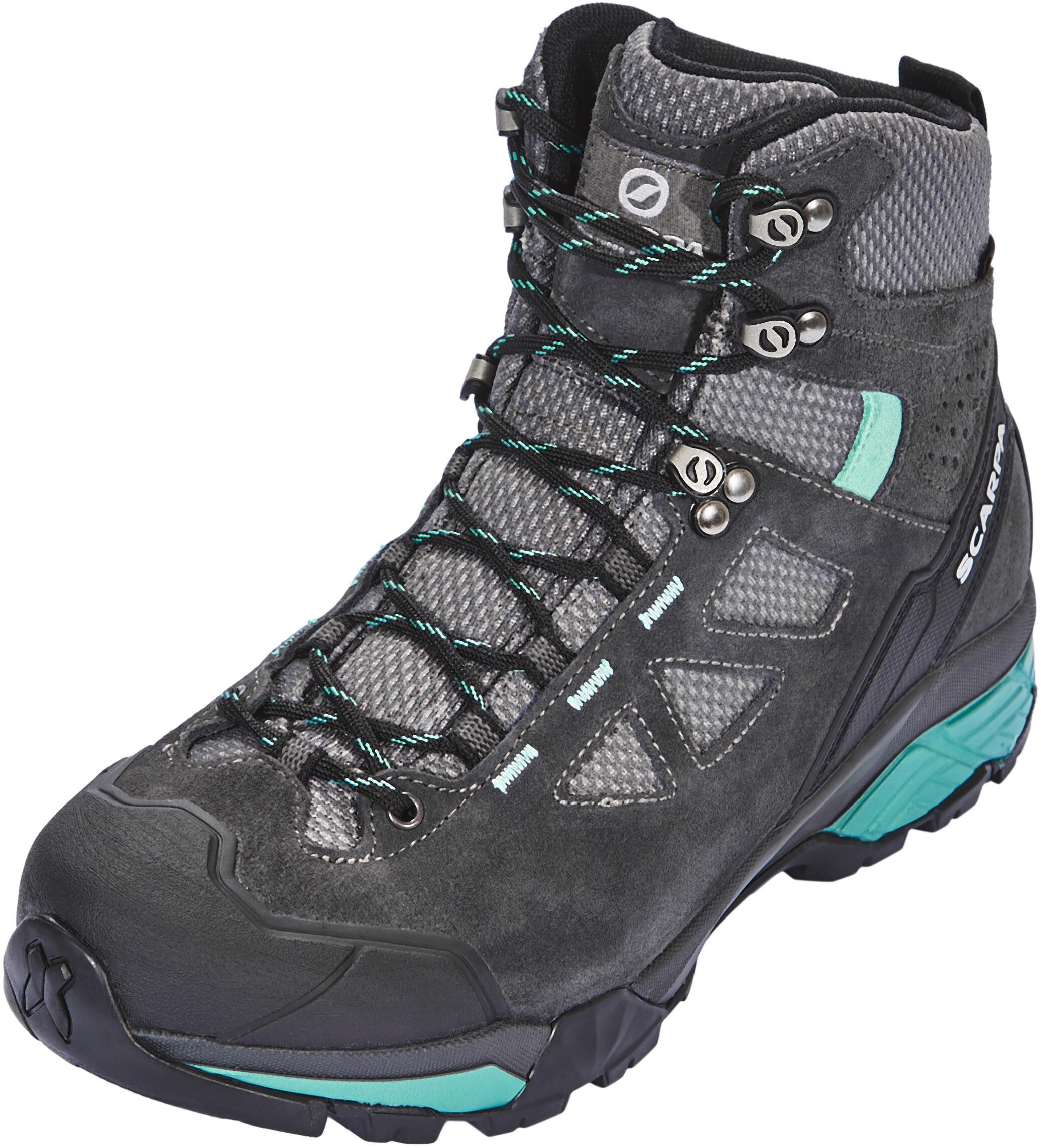 c7bd6f7dfd6 Scarpa ZG Lite GTX Shoes Women grey at Addnature.co.uk